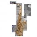 EAS-1000 Alto Saxophone