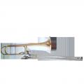 EQP-601 Quartventilposaune in B / F