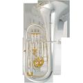 ETU-723BS kompensierte Tuba in Es (versilbert)